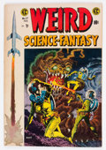 Golden Age (1938-1955):Science Fiction, Weird Science-Fantasy #27 (EC, 1955) Condition: VG/FN....