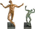 Music Memorabilia:Memorabilia, Anthony Quinn Pair of Sculptures.... (Total: 2 )