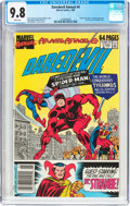 Modern Age (1980-Present):Superhero, Daredevil Annual #4 (5) (Marvel, 1889) CGC NM/MT 9.8 Whitepages....