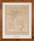 Miscellaneous:Maps, Official Map of New Mexico 1890....