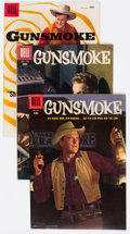 Silver Age (1956-1969):Western, Gunsmoke Group of 11 (Dell, 1956-66) Condition: Average FN....(Total: 11 Comic Books)