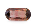 Gems:Faceted, Gemstone: Tourmaline - 6.42 Cts.. Brazil. 16 x 8 x 6 mm. ...