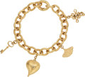 Estate Jewelry:Bracelets, Gold Bracelet, Diane Von Furstenberg for H. Stern. ...