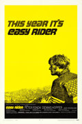 "Movie Posters:Drama, Easy Rider (Columbia, 1969). One Sheet (27"" X 41"") Style C.. ..."