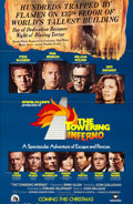 "Movie Posters:Action, The Towering Inferno (20th Century Fox, 1974). Full-Bleed One Sheet(27"" X 41"") Advance.. ..."