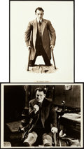 """Movie Posters:Horror, The Penalty (Goldwyn, 1920). Photos (2) (8"""" X 10"""").. ... (Total: 2 Items)"""