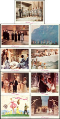 "Movie Posters:Academy Award Winners, The Sound of Music (20th Century Fox, 1965). Roadshow Lobby CardSet of 9 (11"" X 14"").. ... (Total: 9 Items)"