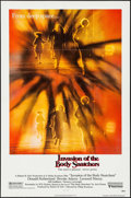 "Movie Posters:Science Fiction, Invasion of the Body Snatchers (United Artists, 1978). One Sheet (27"" X 41""), Mini Lobby Card Set of 8 & Photos (10) (8"" X 1... (Total: 19 Items)"