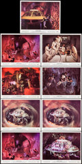 "Movie Posters:Science Fiction, Fantastic Voyage (20th Century Fox, 1966). Color Photos (9) (8"" X10"") & Uncut Pressbook (9"" X 13.75""). Science Fiction.. ...(Total: 10 Items)"