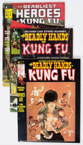 Magazines:Miscellaneous, The Deadly Hands of Kung Fu #1-33 Group (Marvel, 1974-77)Condition: Average FN.... (Total: 35 Comic Books)