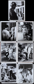 """Movie Posters:Bad Girl, Kitten with a Whip (Universal, 1964). Photos (19) (8"""" X 10""""). BadGirl.. ... (Total: 19 Items)"""