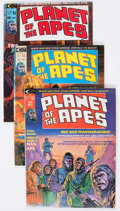 Magazines:Science-Fiction, Planet of the Apes #1-29 Complete Series Group (Marvel, 1974-77)Condition: Average FN.... (Total: 29 Comic Books)