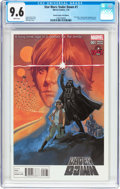 Modern Age (1980-Present):Science Fiction, Star Wars: Vader Down #1 Vienna Comic Con Variant (Marvel, 2016)CGC NM+ 9.6 White pages....