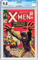X-Men #14 (Marvel, 1965) CGC VF/NM 9.0 Off-white to white pages