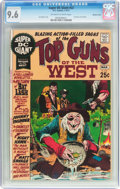 Bronze Age (1970-1979):Western, Super DC Giant #22 Top Guns of the West - Western Penn pedigree (DC, 1971) CGC NM+ 9.6 Off-white to white pages....