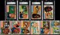 Baseball Cards:Sets, 1956 Topps Baseball Near Set With Checklists (341/342) - MissingMantle. ...