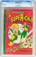 Bronze Age (1970-1979):Cartoon Character, Superichie #13 File Copy (Harvey, 1978) CGC NM+ 9.6 White pages....