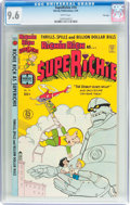 Bronze Age (1970-1979):Cartoon Character, Superichie #14 File Copy (Harvey, 1978) CGC NM+ 9.6 White pages....