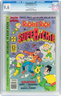 Bronze Age (1970-1979):Cartoon Character, Superichie #17 File Copy (Harvey, 1978) CGC NM+ 9.6 Off-white towhite pages....