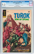 Bronze Age (1970-1979):Adventure, Turok, Son of Stone #84 File Copy (Dell, 1973) CGC NM- 9.2 Off-white to white pages....