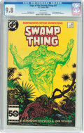 Modern Age (1980-Present):Horror, Saga of the Swamp Thing #37 (DC, 1985) CGC NM/MT 9.8 Whitepages....