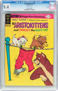 Bronze Age (1970-1979):Cartoon Character, The Aristokittens #6 File Copy (Gold Key, 1975) CGC NM 9.4Off-white pages....