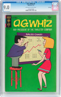 Bronze Age (1970-1979):Humor, O. G. Whiz #5 File Copy (Gold Key, 1972) CGC VF/NM 9.0 Off-white to white pages....