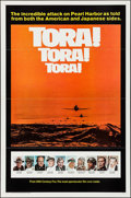 "Movie Posters:War, Tora! Tora! Tora! (20th Century Fox, 1970). One Sheet (27"" X 41"")Flat Folded Style B. War.. ..."