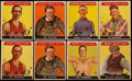 Miscellaneous Collectibles:General, 1933 Goudey Sport Kings Collection (8)....