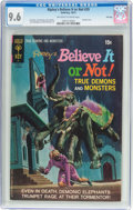 Bronze Age (1970-1979):Horror, Ripley's Believe It Or Not #29 File Copy (Gold Key, 1971) CGC NM+9.6 Off-white to white pages....