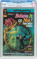 Bronze Age (1970-1979):Horror, Ripley's Believe It Or Not #37 File Copy (Gold Key, 1972) CGC NM9.4 Off-white to white pages....