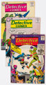 Detective Comics Group of 4 (DC, 1958-65) Condition: Average GD+.... (Total: 4 Comic Books)