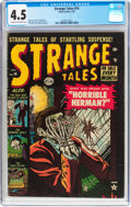 Golden Age (1938-1955):Horror, Strange Tales #14 (Atlas, 1953) CGC VG+ 4.5 Cream to off-whitepages....