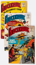 Silver Age (1956-1969):Adventure, Blackhawk Group of 14 (Quality/DC, 1956-67).... (Total: 14 Comic Books)