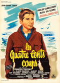 "Movie Posters:Foreign, The 400 Blows (Cocinor, 1959). French Moyenne (23"" X 31.5""). BorisGrinsson Artwork.. ..."