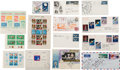 Autographs:Celebrities, NASA Astronauts, Mission Controllers, and Scientists: Collection ofSigned Philatelic Items (Fourteen). ... (Total: 14 Items)