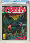 Magazines:Horror, Creepy #122 (Warren, 1980) CGC NM 9.4 Off-white to white pages....