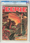 Magazines:Horror, Eerie #28 (Warren, 1970) CGC NM+ 9.6 Off-white pages....