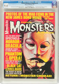 Magazines:Horror, Famous Monsters of Filmland #47 (Warren, 1967) CGC NM 9.4 Off-white to white pages....