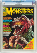Magazines:Horror, Famous Monsters of Filmland #50 (Warren, 1968) CGC NM+ 9.6 Off-white pages....