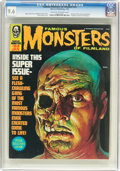 Magazines:Horror, Famous Monsters of Filmland #53 (Warren, 1969) CGC NM+ 9.6 Cream to off-white pages....