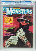 Magazines:Horror, Famous Monsters of Filmland #63 (Warren, 1970) CGC NM 9.4 White pages....