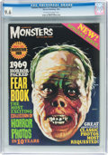 Magazines:Horror, Famous Monsters of Filmland Yearbook #nn (Warren, 1969) CGC NM+ 9.6 Off-white to white pages....
