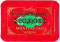 """Movie Posters:James Bond, Casino Royale (MGM, 2006). Screen Used $500,000 Casino Plaque (3"""" X 4.24"""" X 1/8"""").. ..."""