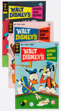 Bronze Age (1970-1979):Cartoon Character, Walt Disney's Comics and Stories Group of 32 (Gold Key,1968-79).... (Total: 32 Comic Books)