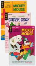 Bronze Age (1970-1979):Cartoon Character, Mickey Mouse/Super Goof Group of 30 (Gold Key, 1969-78) Condition: Average VF-.... (Total: 30 Comic Books)