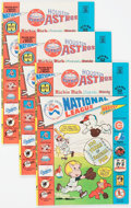 Bronze Age (1970-1979):Cartoon Character, Richie Rich, Casper and Wendy National League File Copies Box Lot(Harvey, 1976) Condition: Average VF/NM....