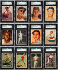 Baseball Cards:Sets, 1957 Topps Baseball Near Set (405/407) Plus Checklist. ...
