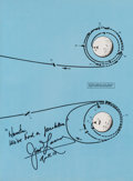 Autographs:Celebrities, Apollo Expeditions to the Moon Book Signed by Three ApolloAstronauts, with Novaspace and Aurora COAs. ...