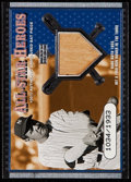 Baseball Cards:Singles (1970-Now), 2001 Upper Deck All-Star Heroes Babe Ruth Bat Card #ASH-BR. ...